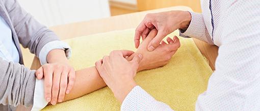 orthopädie / handtherapie